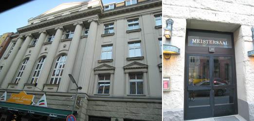 Studios Hansa - Berlin